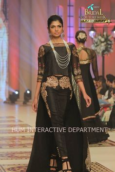 Asifa & Nabeel Bridal Collection 2015-1