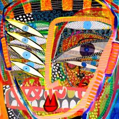 Limited Edition Print (10) Signed and Dated by @stuckyart #urbanart #outsiderart
