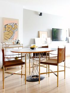 The Most Inspiring Decorating Ideas for Rentals via @MyDomaineAU