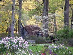 """bluepueblo: """" Faerie Cottage, The Enchanted Wood photo via winterthur """""""