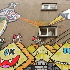 Rotterdam Street Art Route (RSAR) - Rewriters Rotterdam