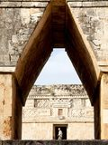 Mayan Ruins of Uxmal  UNESCO World Heritage Site  Yucatan  Mexico  North America