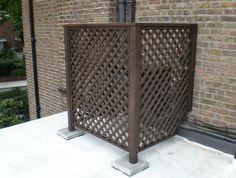 Contemporary Air Conditioning Covers - Essex UK, The Garden ...