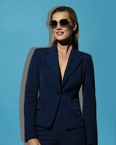 Fashion Beauty, Girl Fashion, The New Normal, Rag And Bone, Uni, Eyewear, Your Style, Boss, Blazer