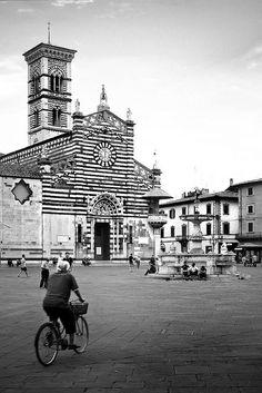 Prato, a sólo 20 kms de Florencia
