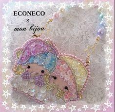 【2015】★Accessories by mon bijou ★ #Econeco #LittleTwinStars