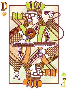 Dâm FunK poster | Flickr - Photo Sharing!