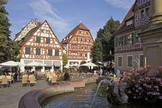 Ladenburg Town Square