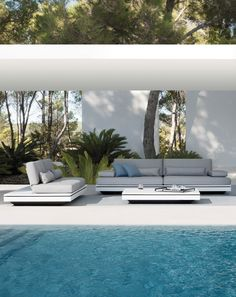 #garden collection ELEMENTS by MANUTTI | #design Gerd Couckhuyt
