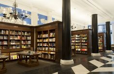 Coolest Bookstores Around the World. In my list for my NY trip!!
