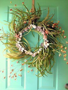 wonderful summertime wreath