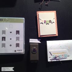 Sale-A-Bration 2014  With a $60 order, you can get the Banner Blast stamp set FREE #133551 W or #133554 C or you can get the Banner punch #133519 These are super cute!!!  To order Stampin'Up! products, please visit my blog at: www.stampinjo.stampinup.net