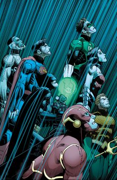 """""""Justice League"""" Turns 50 In DC Comics' April 2016 Solicitations, Harley's Presence Grows & More"""