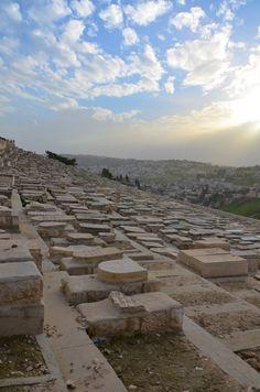 Mount of Olives. #Jerusalem #Israel