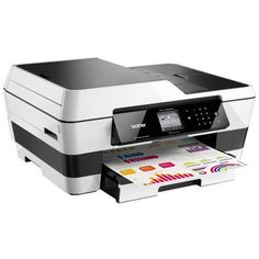 Brother all-in-one printer Printing Supplies, Fast Print, Brother Mfc, Paper Tray, Improve Productivity, Evernote, Google Drive, Picasa