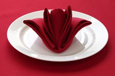 How Restaurants Get Free Labor Out of Servers and Bartenders Christmas Napkin Folding, Christmas Tree Napkins, Server Problems, Deco Table, Decoration, Blog, Tableware, Holiday, Bartenders
