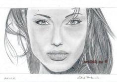 Angelina Jolie, graphite
