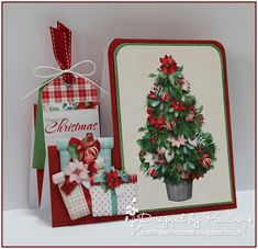 This is another of the cards that was published in the latest edition of Simply Cards & Papercraft,  I was commissioned to create six projec...
