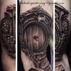 the hobbit tattoo - Google Search