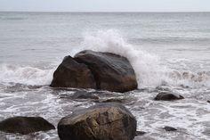 Spray Rock, Westerly, Rhode Island Westerly Rhode Island, Newport Rhode Island, Rhode Island History, Salt And Water, Ocean Waves, East Coast, Road Trips, Massachusetts, Wonders Of The World