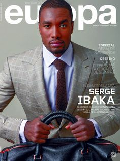Diciembre 2012. Serge Ibaka.