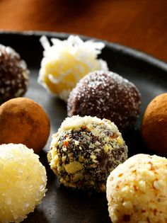 Lindt Truffle Recipes - My favourite chocolate in all the World !!