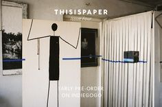 THISISPAPER ISSUE FOUR - early pre-order on Indiegogo.