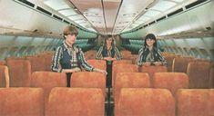 Airplane Interior, Vintage Airline, Air Travel, Cabins, Olympics, Aviation, Nostalgia, Transportation, Greece