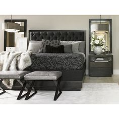 Carrera Bedroom Platform Customizable Bedroom Set - http://delanico.com/bedroom-sets/carrera-bedroom-platform-customizable-bedroom-set-640514111/