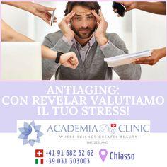 Academia Day Clinic 📍 Chiasso 📍  Antiaging: Con Revelar valutiamo il tuo stress!  Grazie a questo strumento innovativo chiamato Revelar LCC, soffiando in una cannula =========== http://www.academiadayclinic.ch/it/intervento-trattamento-medicina-antiaging/analizzando-il-respiro-valutiamo-il-tuo-stress ===========  #testrespirazione #stressossidativo #testperpolmonisani #antiagingestress #revelearpervalutarelostress #radicaliliberi #medicinaantiaging #antiagingsignificato…