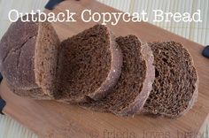 Outback/Cheesecake Factory Bread Copycat: Step-by- step instruction | Frieda Loves Bread