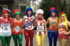 Louisiana Spice Girls Play On Words Costumes, Spice Girls Costumes, Pun Costumes, Punny Halloween Costumes, Mardi Gras Costumes, Hallowen Costume, Girl Costumes, Costume Ideas, Halloween Ideas