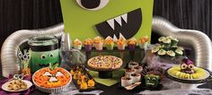 """Tastefully Simple Helps You Throw the Perfect """"Monster Mash"""" Bash"""