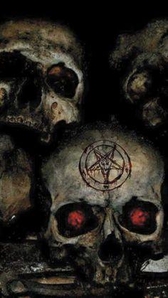Dark Gothic, Gothic Art, Fuchs Tattoo, Horror Themes, Satanic Art, Horror Artwork, Evil Art, Demon Art, Macabre Art