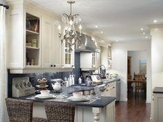 Look at the backsplash combo--soapstone and glass tiles. Amazing! By HGTV's Candice Olson http://www.hgtv.com/kitchens/kitchen-backsplash-beauties/pictures/index.html?nl=HGKB_102912_featheadline?soc=pinterest