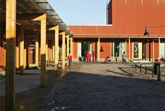 1: Kirkkojärvi School in Espoo | Four School Buildings That Foster Cutting-Edge Learning | Co.Design: business + innovation + design