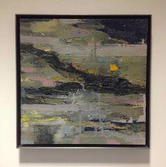 Rob Wilstein, #79 of 100 artists in Flash Art Show.  (oil on panel)