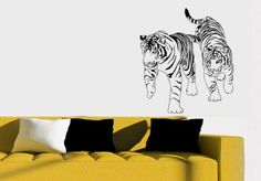 Wall Stickers Animals Predators Shop - wall-art.com