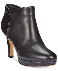a99d6b4472c6 Clarks Artisan Women s Delsie Stella Booties - Boots - Shoes - Macy s  Comfortable Shoes
