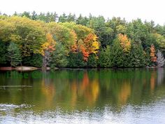 Indian Brook Reservoir by Elise Creations & Passions, via Flickr