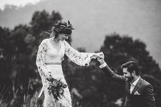 What a gorgeous photo.http://hellomay.com.au/article/claire-danial-diy-wedding-victoria-photographer/