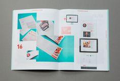 PF DESIGN STUDIO Self Promotion Booklet by Pascal Fedorec, via Behance