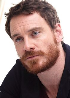 Michael Fassbender better be careful, lest someone catches the beard of reason!
