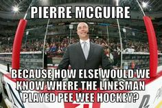 Image result for pierre mcguire gay