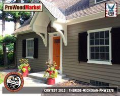 Cedar bracket by Pro Wood Market
