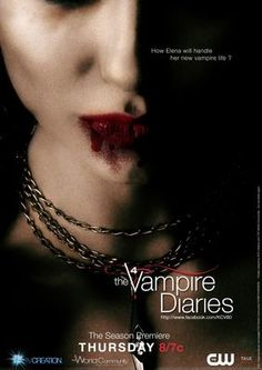the vampire diaries season 1 posters | The Vampire Diaries: Posters for season 4