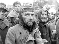 WWII German prisoners captured by Belorussian front, Berlin, Germany, 1945 Berlin 1945, Germany Ww2, Berlin Germany, German Soldiers Ww2, Red Army, Vietnam War, Military History, World War Two, Wwii