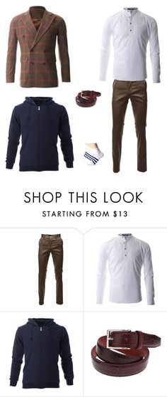 """""""#To Be Free of  Form"""" by flatseven ❤ liked on Polyvore featuring men's fashion and menswear"""