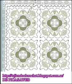 PATRONES - CROCHET - GANCHILLO - GRAFICOS: crochet