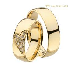 Gold Ring Designs, Wedding Ring Designs, Gold Jewellery Design, Wedding Jewelry, Gold Jewelry, Engagement Rings Couple, Couple Rings, Diamond Rings, Gold Rings